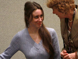 Casey Anthony to be released from jail Wednesday