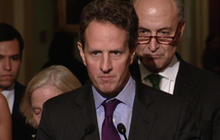 "Geithner: ""Time's running out"" on debt deal"