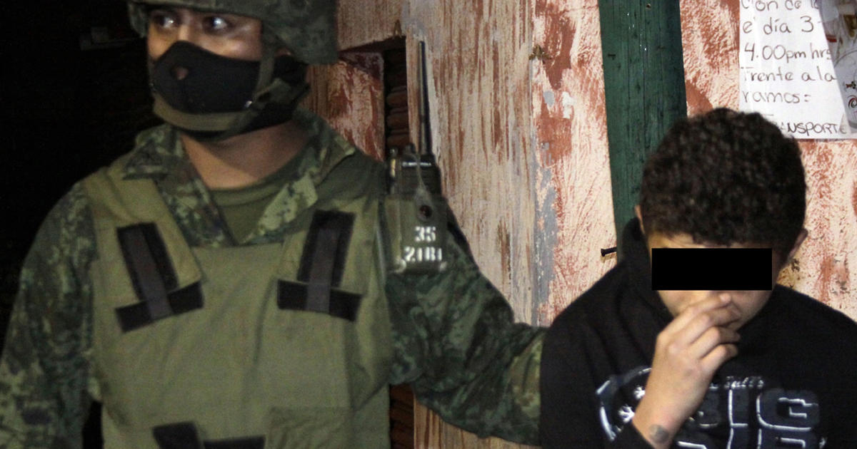 Mexico Teen Assassin Arrested, Suspected Of 50 Killings HuffPost