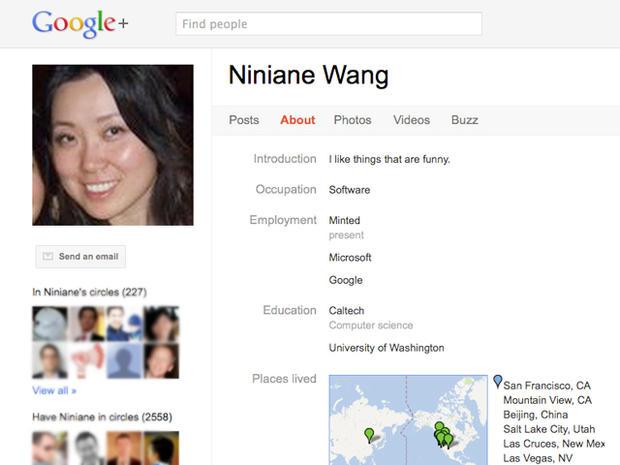 20 women in tech to follow on Google+