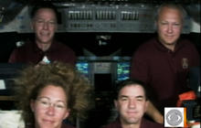 Atlantis crew set to return to Earth