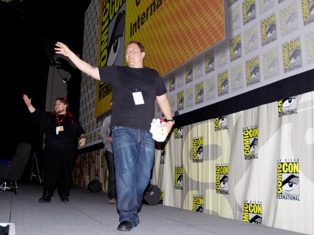 Stars light up Comic-Con 2011