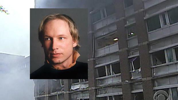 Oslo attack suspect