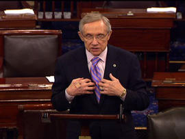 "Reid: GOP battling its own ""multiple personalities"""
