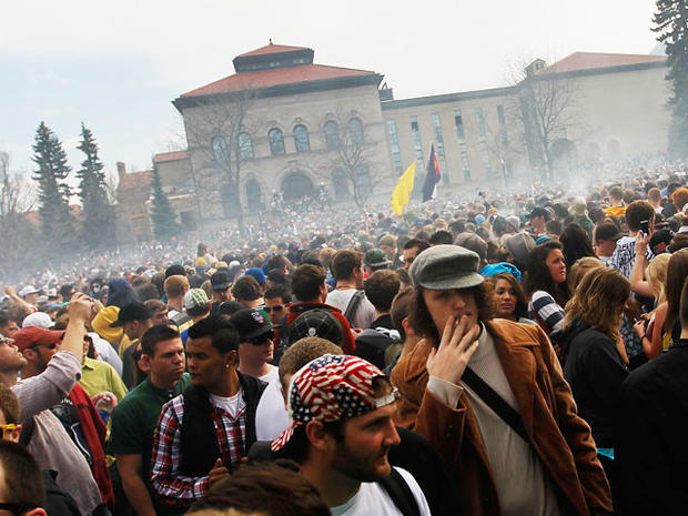 17 stoner states: Where's marijuana use highest?