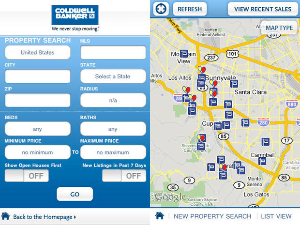 The best real estate apps for house hunters