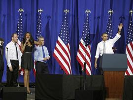 Obama reelection