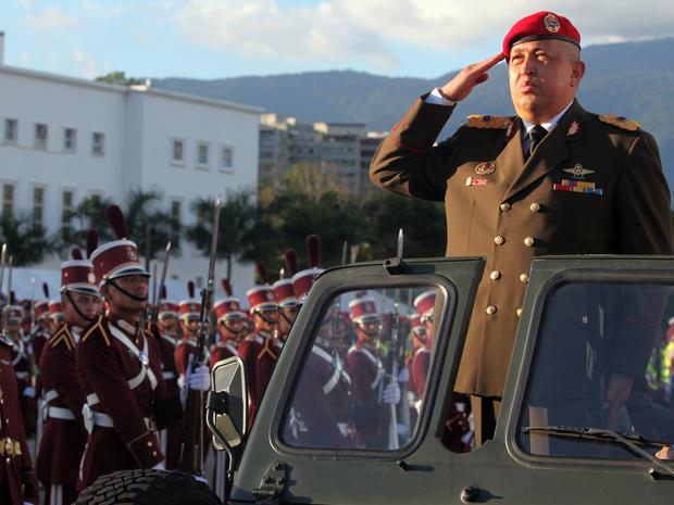 Hugo Chavez: 1954-2013