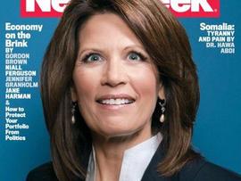 Michele Bachmann Newsweek cover