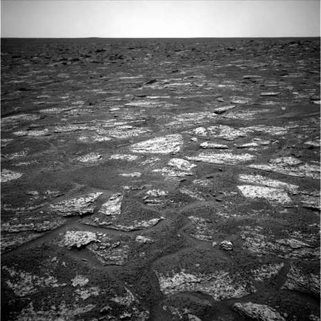 Mars Endeavour crater or bust