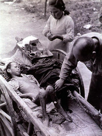 Nagasaki and the Bomb: 66 years later