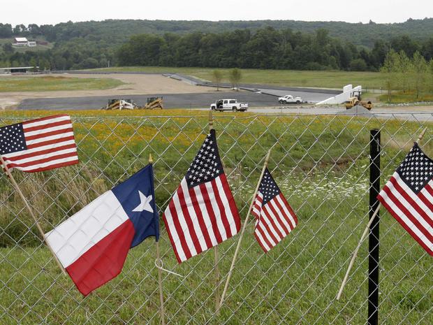 Flight 93 Memorial: Shanksville, Pa.