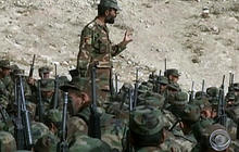 Building the Afghan National Army