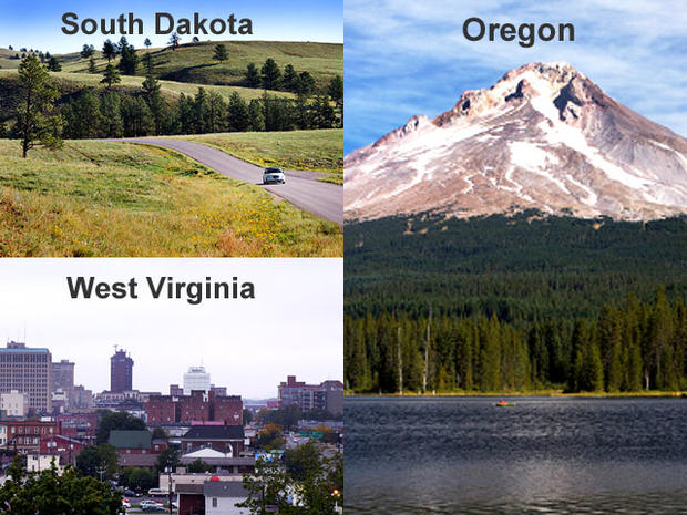 Splitsville, U.S.A.: Top 14 states for divorce