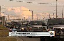 Federal emergency declared