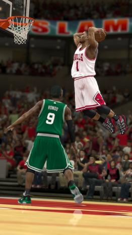 "NBA 2K12 ""NBA's Greatest"""