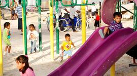 playground, children, play, park, exercise, obesity, stock, 4x3