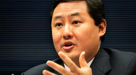 John Yoo, as University of California at Berkeley law professor and former deputy assistant attorney general in the Office of Legal Counsel of the US Department of Justice