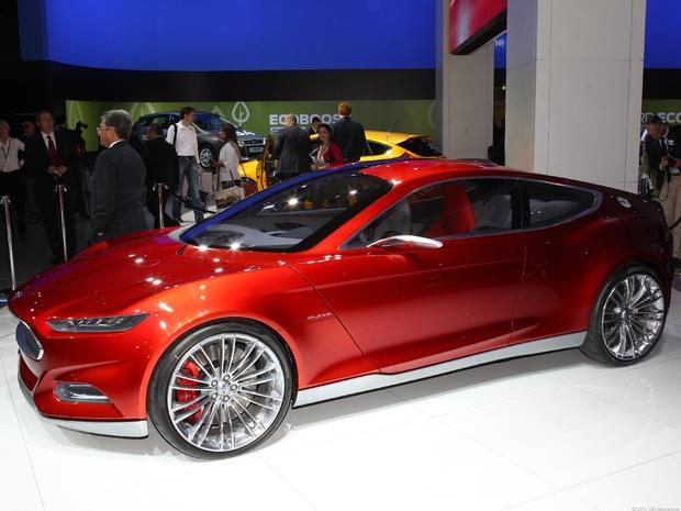 Ford's Evos: Concept car today, real car tomorrow?