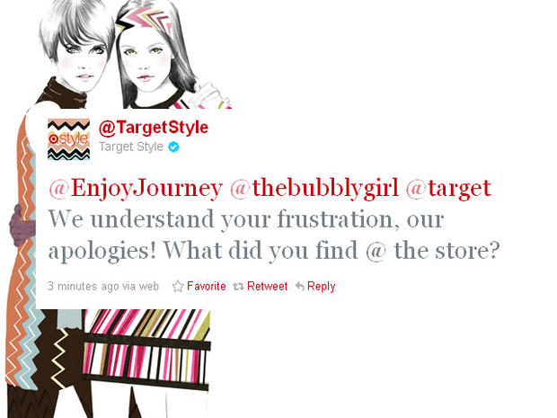 Did the Missoni debut at Target crash the site?