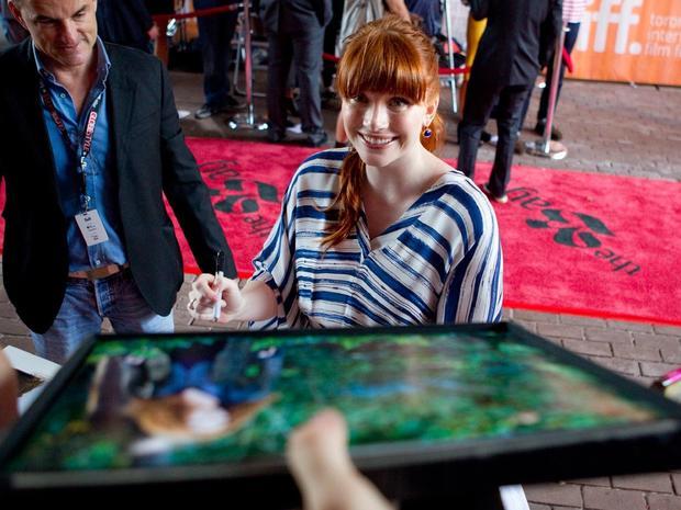 Scenes from 2011 Toronto Film Festival
