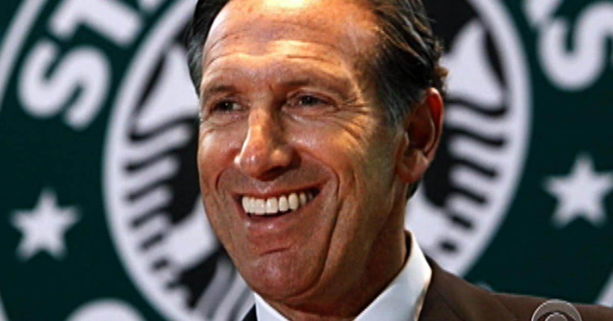 Longtime Starbucks Chief Howard Schultz To Step Down As