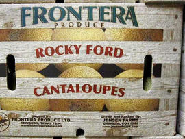 jensen farms, frontera produce, rocky ford cantaloupes, recall, fda
