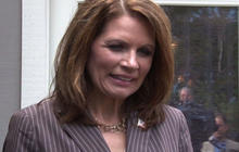 Bachmann on HPV vaccine: I'm not a doctor or scientist