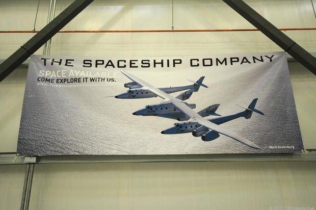 The Spaceship Company factory opens for business