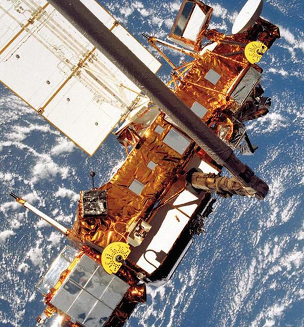 Satellite doom day set for Friday - CBS News