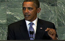 Obama: Palestine deserves a state, not right now