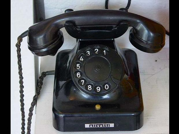 Rotary Phone 1940s The Evolution Of Telephones