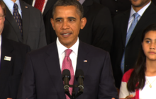 Obama to parents: Turn off the TV