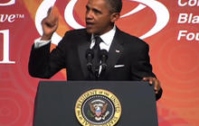 """Obama tells CBC to """"stop crying"""""""