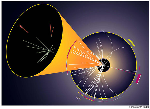 Last lights for a legendary American atom smasher
