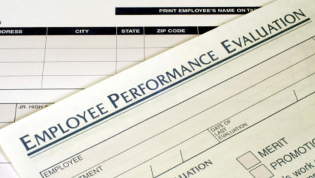 6 things never to say in a performance review - CBS News