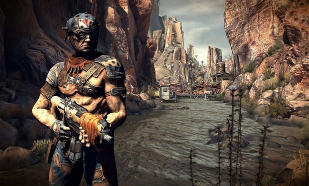 Rage is an amazing post-apocalyptic experience that's easy on the eyes