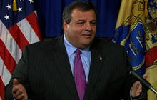 Chris Christie says no, again and again