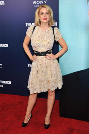 """""""The Ides of March"""" premieres in New York"""