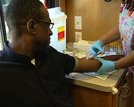 Prostate cancer blood test risky: study