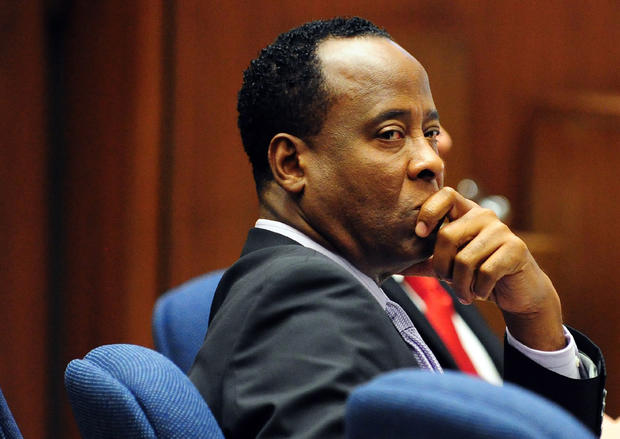 Dr. Conrad Murray considers testifying about Michael Jackson's death