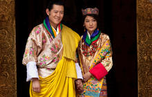 Royal wedding in Bhutan