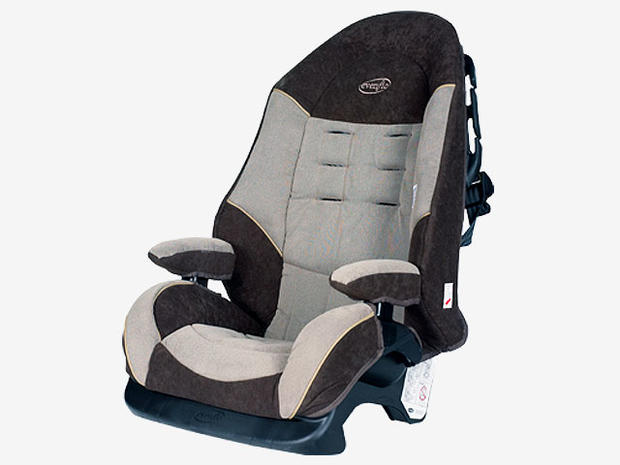 Danger! 6 booster seats that get red light - and why