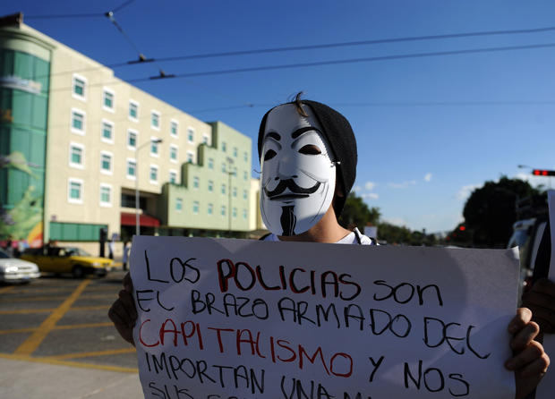 """""""Occupy"""" protests go global"""
