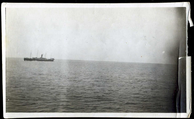 Rare Titanic photos, letters auctioned off
