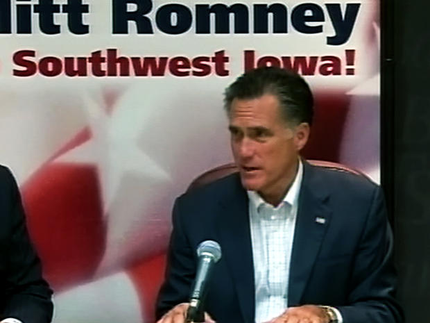 Romney skips Iowa conservative Christian forum