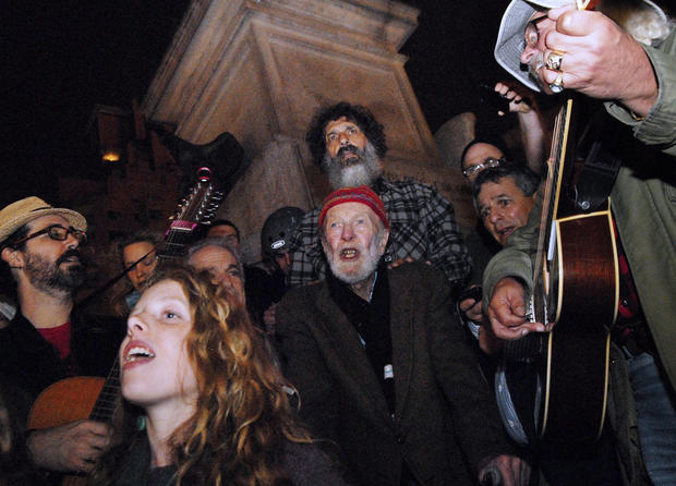 """""""Occupy"""" protests: Month 2"""