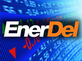EnerDel logo