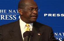 "Cain complains of ""witch hunt"" against him"