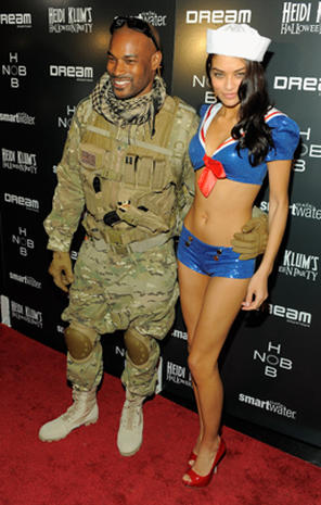 Halloween in Hollywood 2011